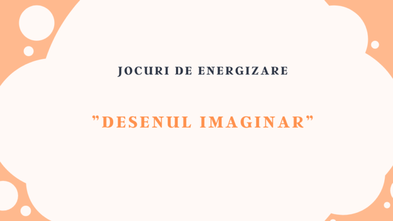 """Desenul imaginar"""