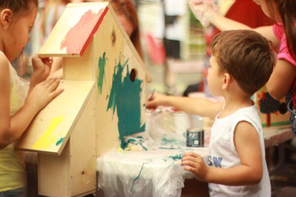 Despre creativitate si jocuri pentru copii