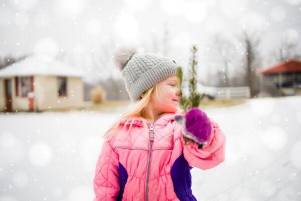 Idei de zile speciale petrecute cu copilul in timpul iernii