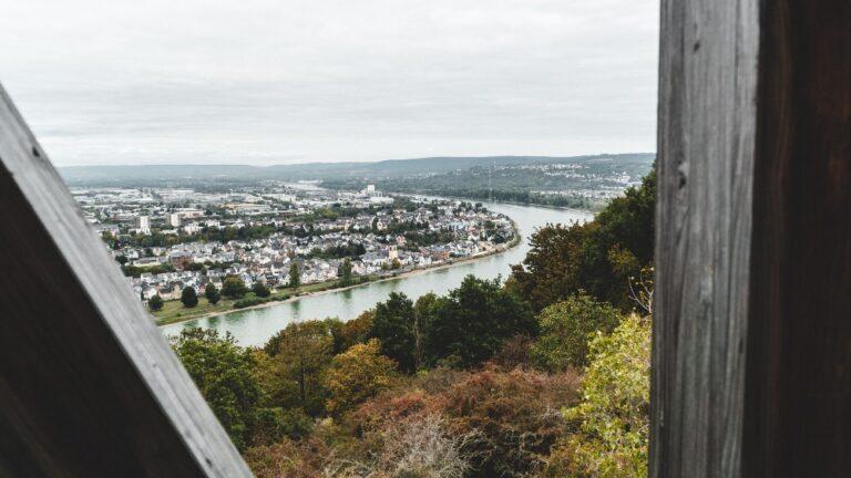 O zi in Koblenz