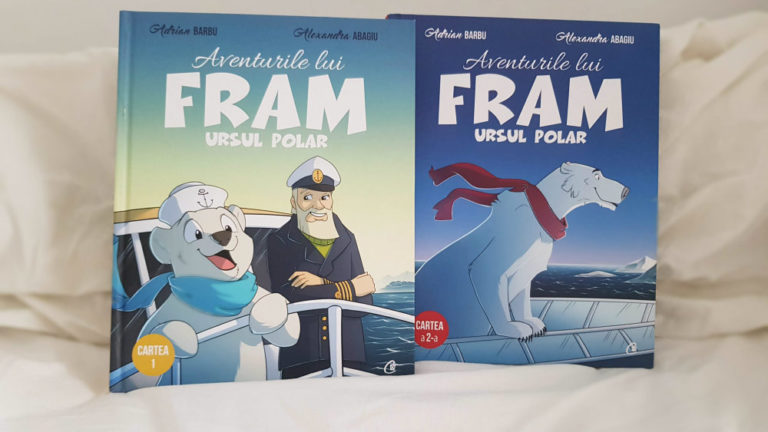 Aventurile lui Fram Ursul Polar