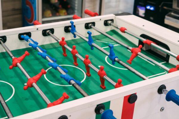 Cum să faci o masă de fotbal pentru copii