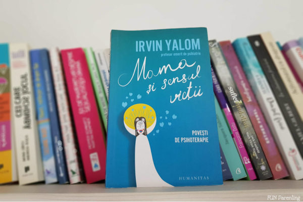 """Mama și sensul vieții"" – Irvin Yalom – 📚 De citit"