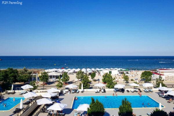 Dulce relaxare … Hotel Iaki, Mamaia ♥ Vacanță în România