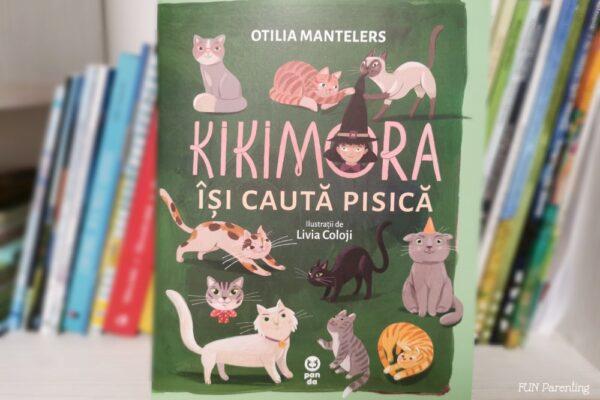 Kikimora își caută pisică – Cărți pentru copii